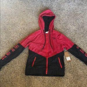 True Religion Windbreaker Jacket